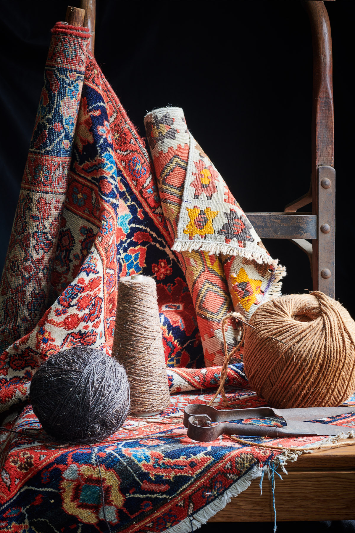Oriental Rug Cleaning Co.