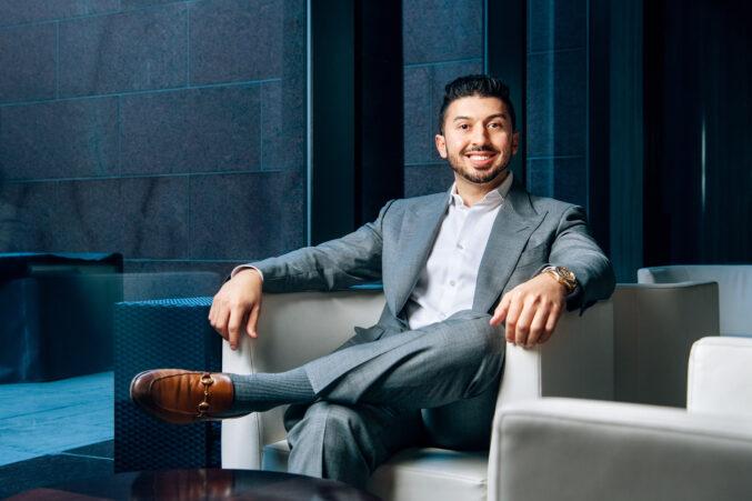 Adam Abushagur Marcus & Millichap