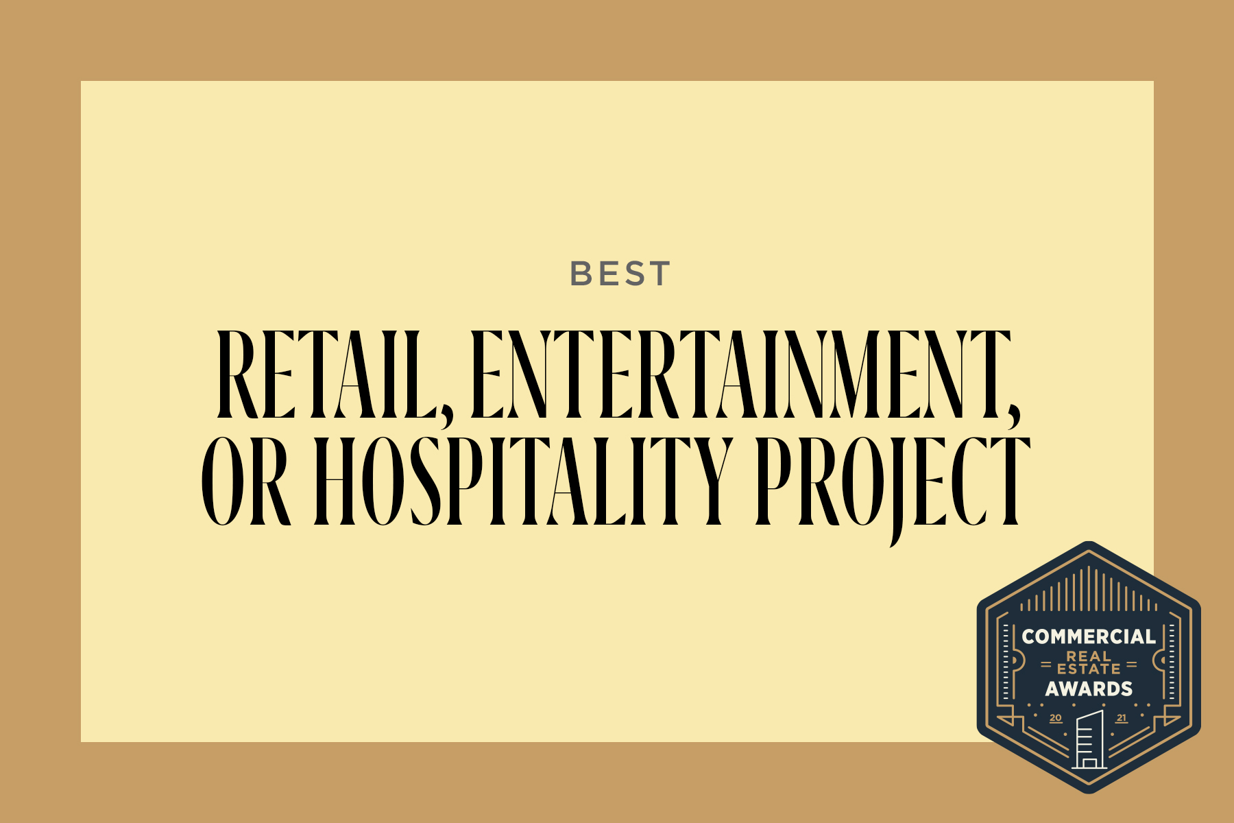 Meet the Finalists: DFW's Best Retail, Entertainment, or Hospitality Projects - D Magazine