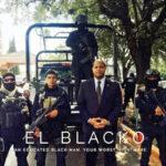 "Eric Johnson ""El Blacko"" social media post"