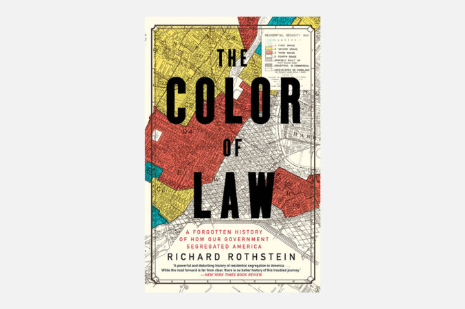 the color of law by robert rothstein
