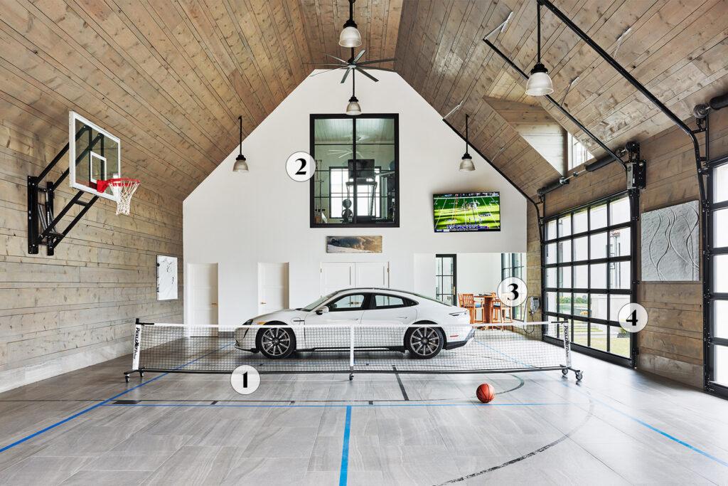 Mark Molthan garage