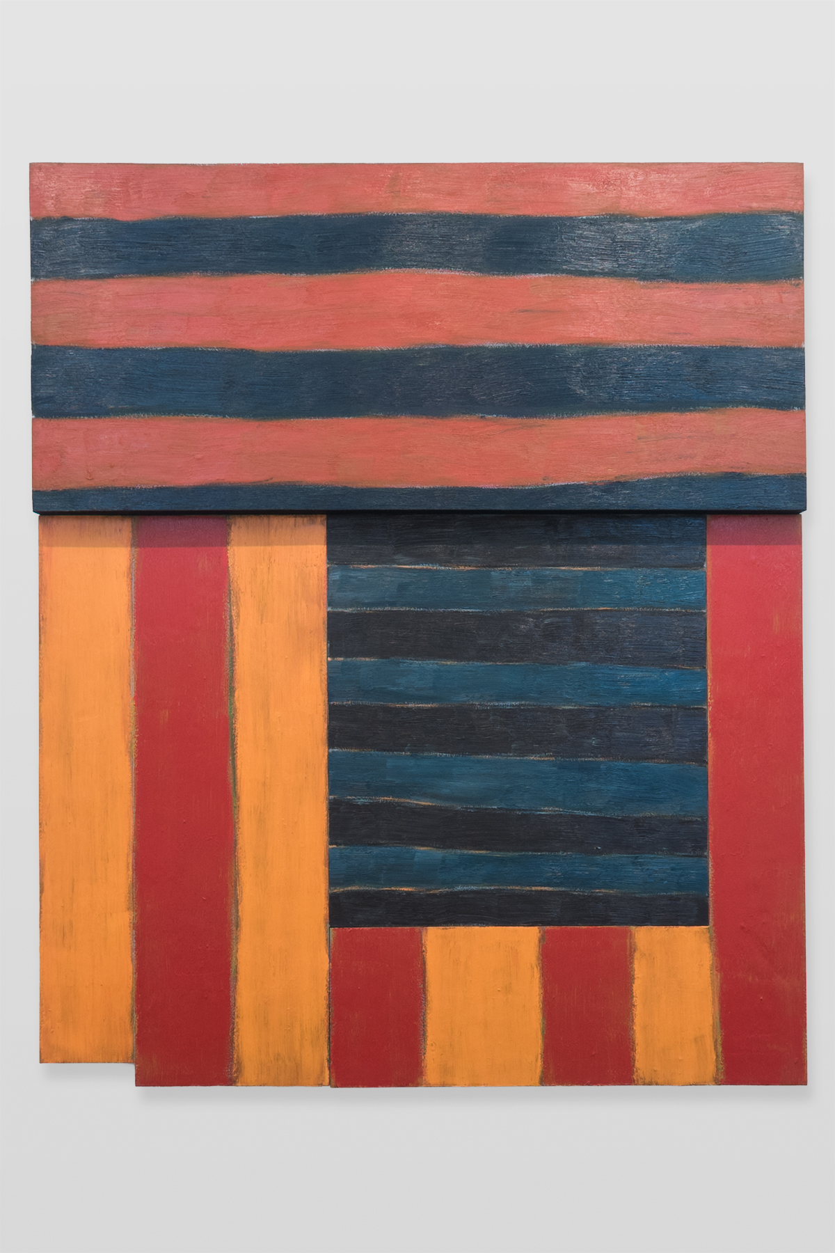 Sean Scully The Shape of Ideas