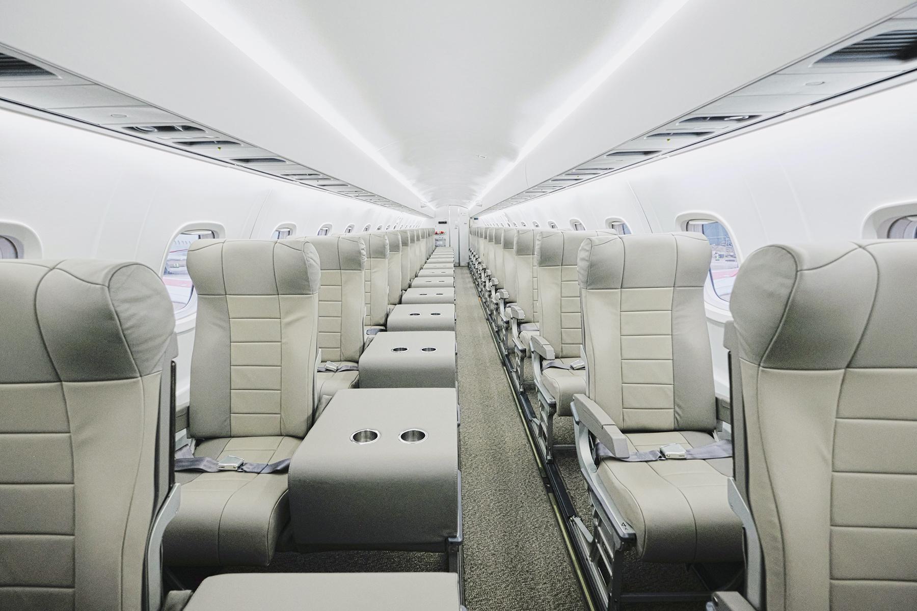 jsx jet interior