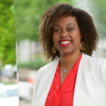 Gabrielle Madison, Director of Community Relations for Thomson Reuters