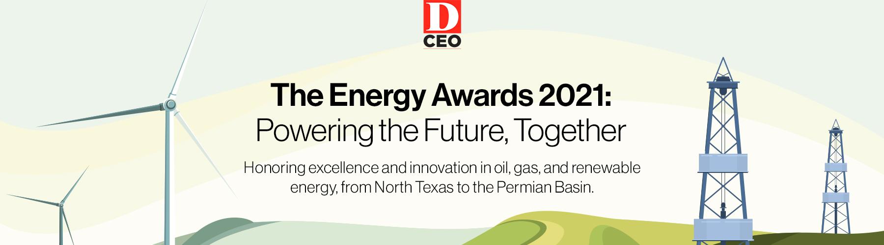 D CEO The Energy Awards 2021