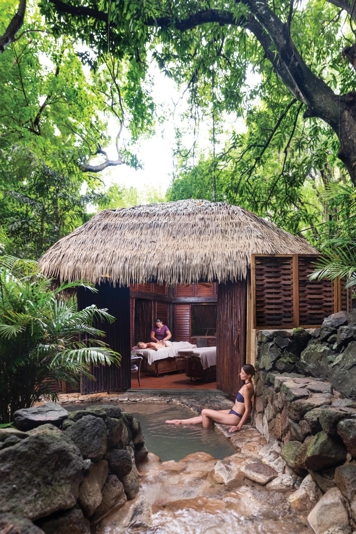 Rainforest Spa St. Lucia