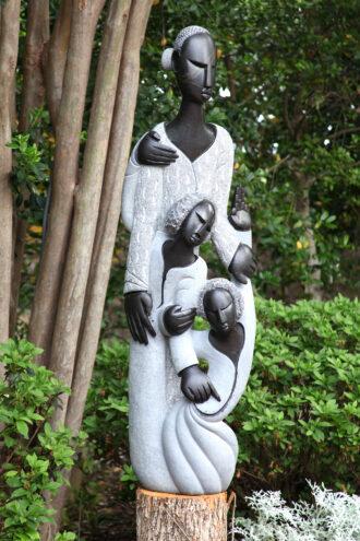 ZimSculpt Dallas Arboretum
