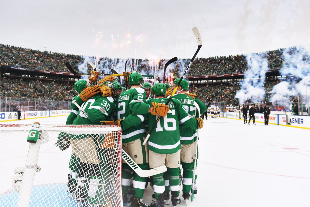 NHL's Winter Classic in 2020 at the Cotton Bowl