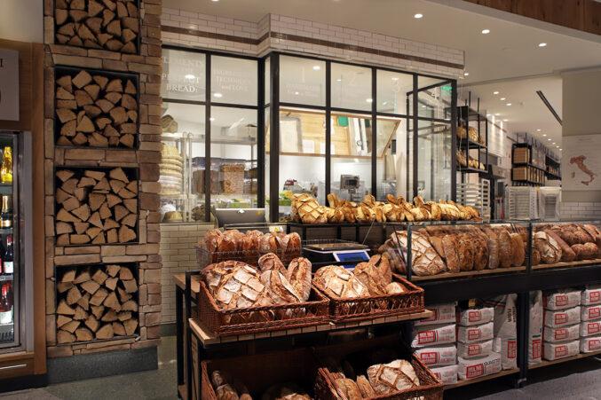 EATALY Bread PANETTERIA