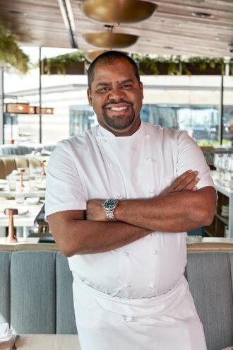 Meridian chef Junior Borges