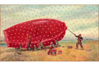 "Ilya and Emilia Kabakov: ""Paintings About Paintings"""