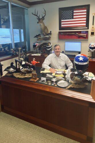 Rob Ramage, Texas Motor Speedway