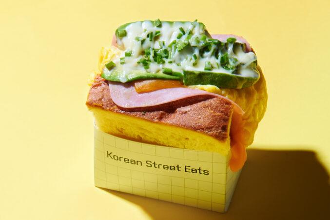 Korean Street Eats