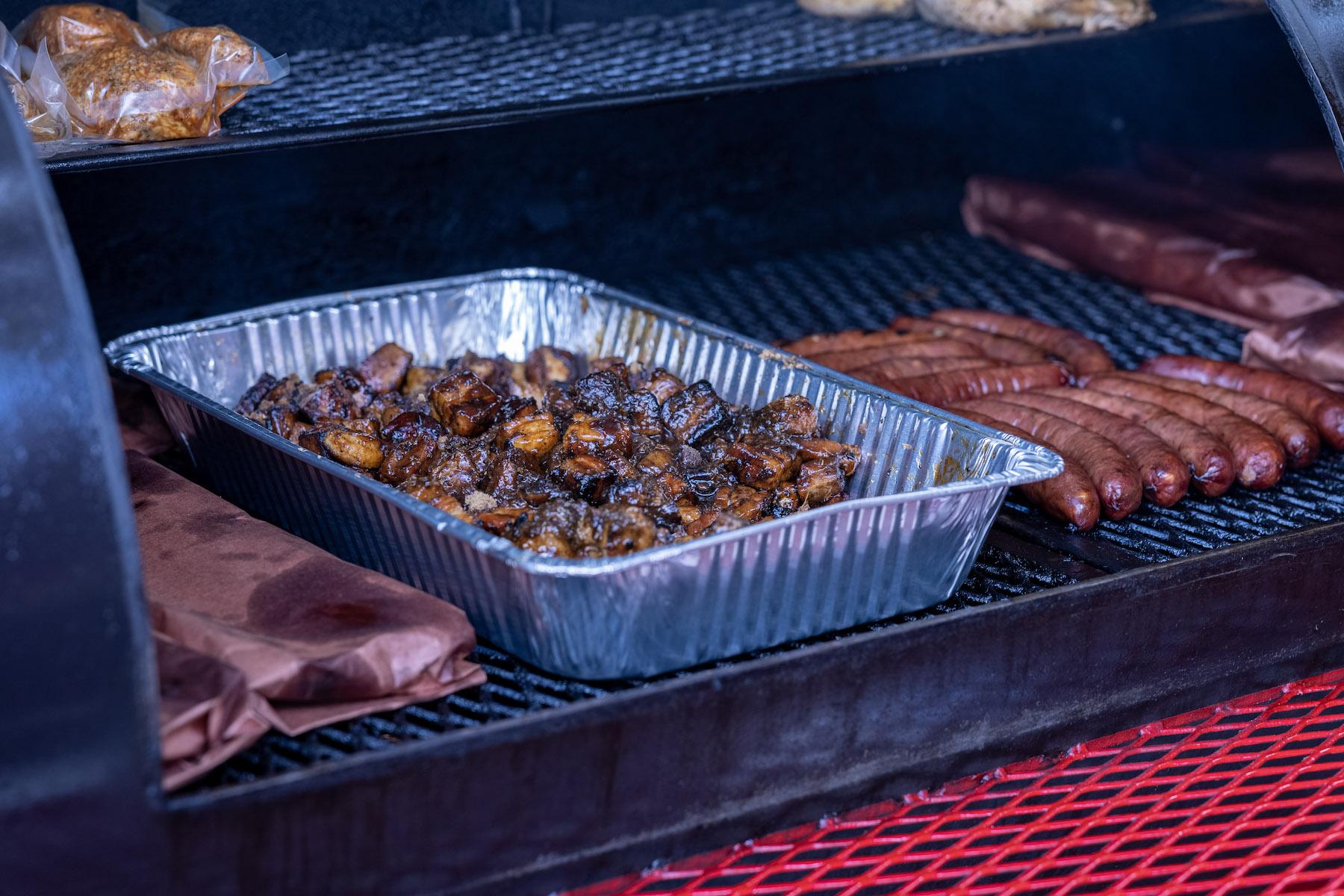 Kent Rathbun's Curbside BBQ