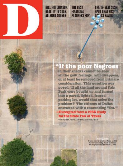 D magazine november 2021