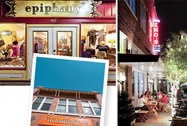 Neighborhood Spotlight: Dallas' Bishop Arts District - D