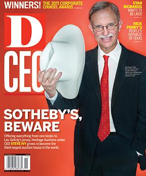 November 2011 cover