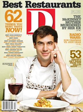 December 2008 cover