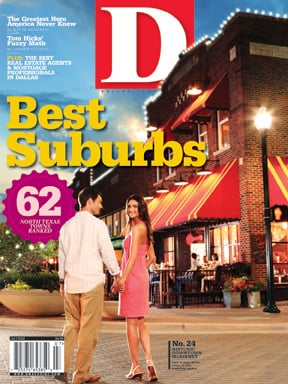 July 2010 cover