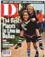November 2001 cover