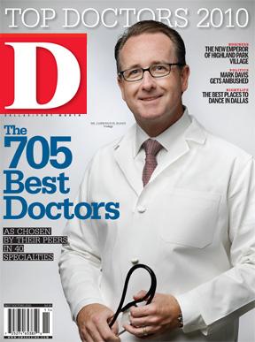 November 2010 cover