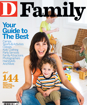 Special Report D Family 2011 cover
