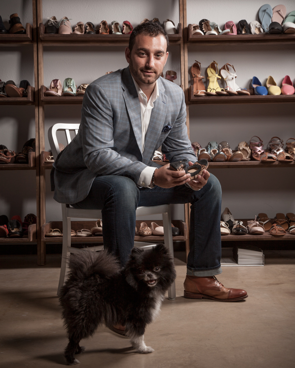 The King of Fold-Up Footwear - D Magazine
