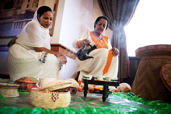How Dallas Got So Many Ethiopian Restaurants - D Magazine