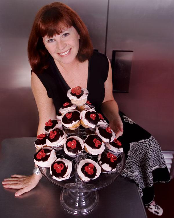 Meet Cake Queen Jackie Spratt - D Magazine