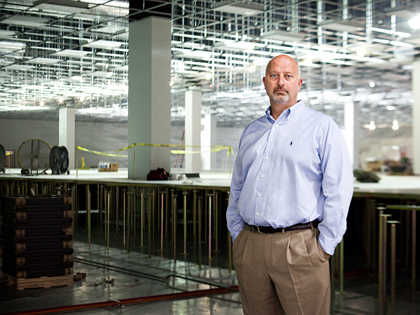 Cyrusone And The Largest Data Center In Texas D Magazine