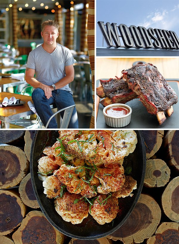 Restaurant Review Woodshed Smokehouse