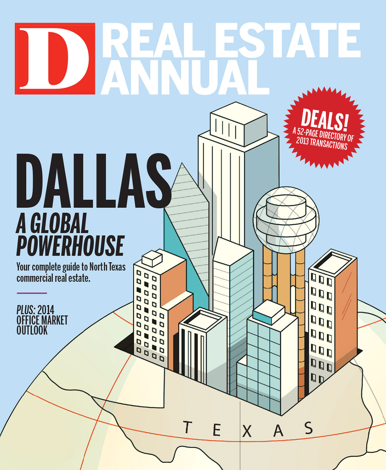 Real Estate Annual 2014 cover