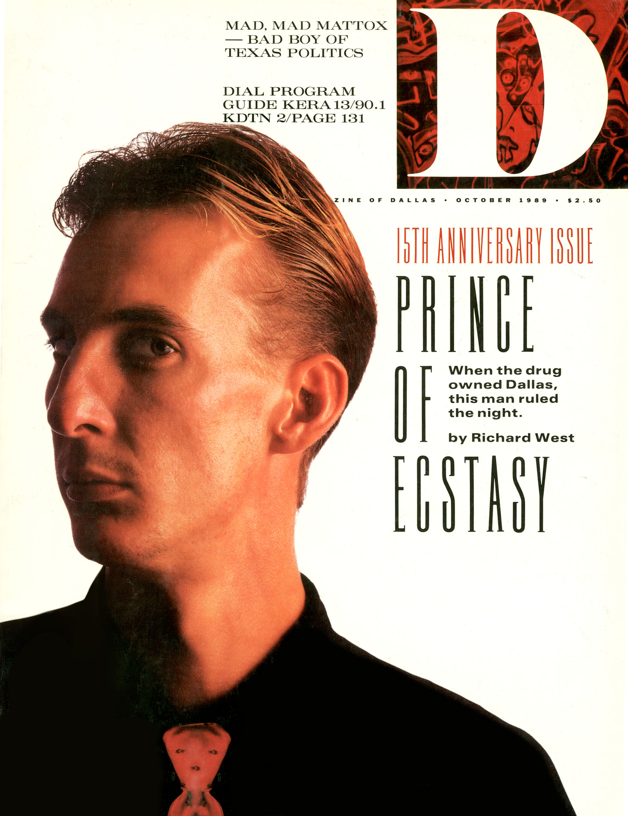 October 1989 cover