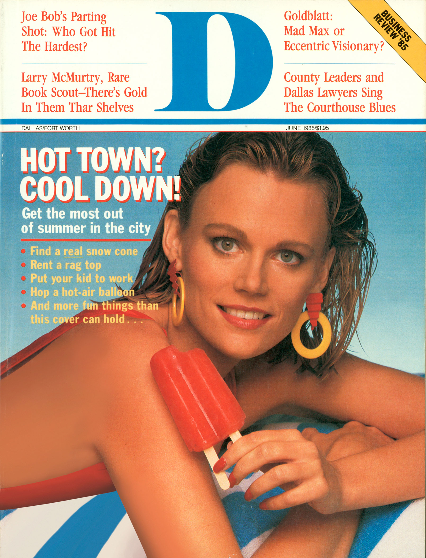 June 1985 cover