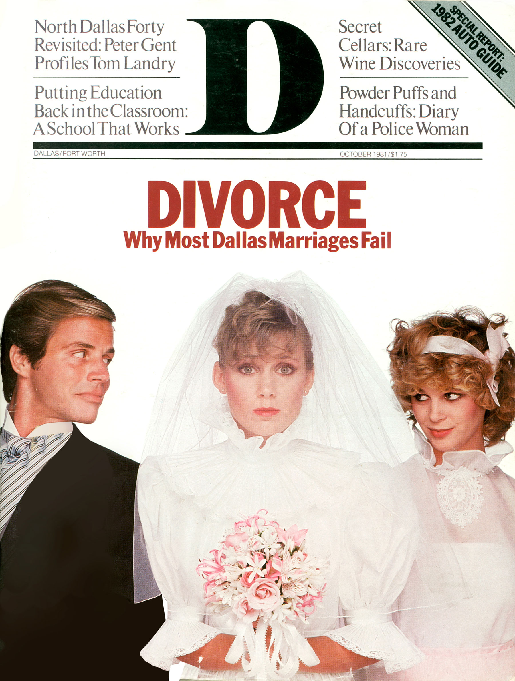 October 1981 cover