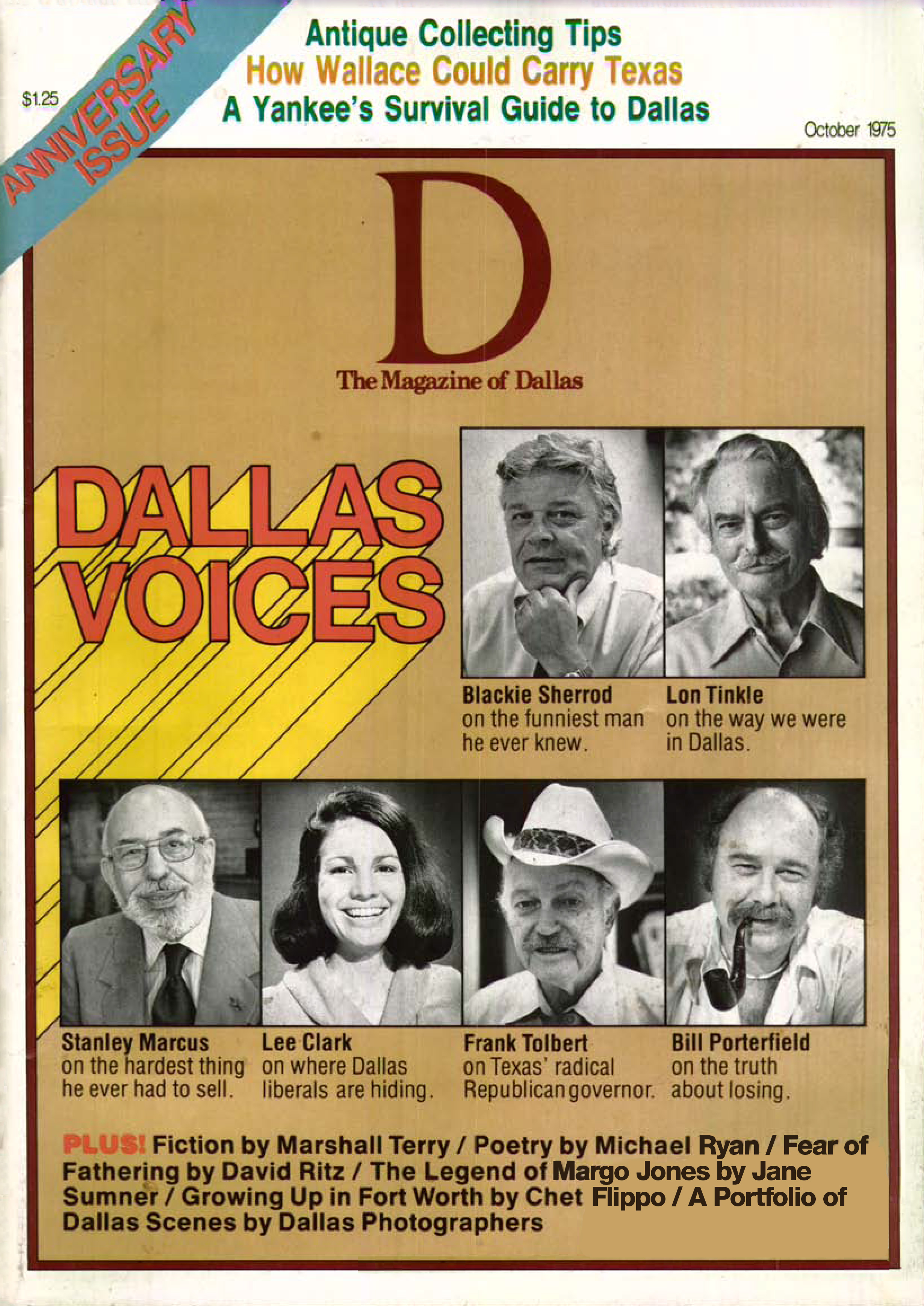 October 1975 cover