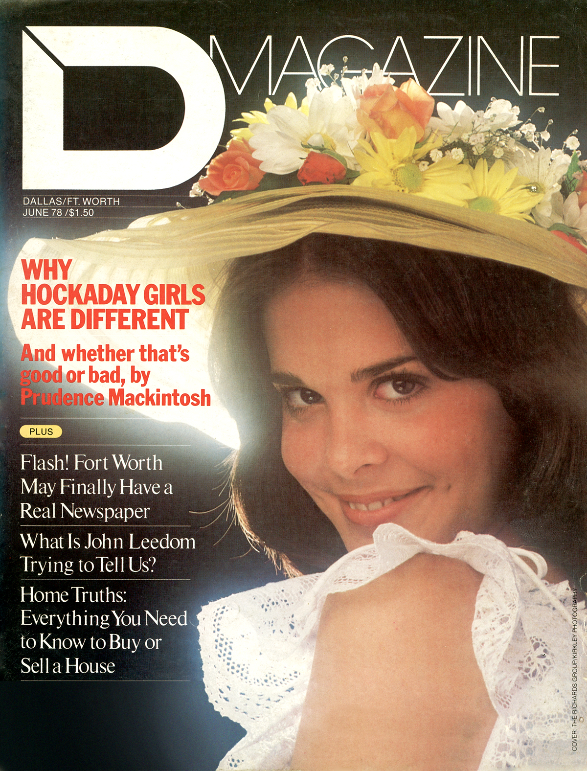 June 1978 cover