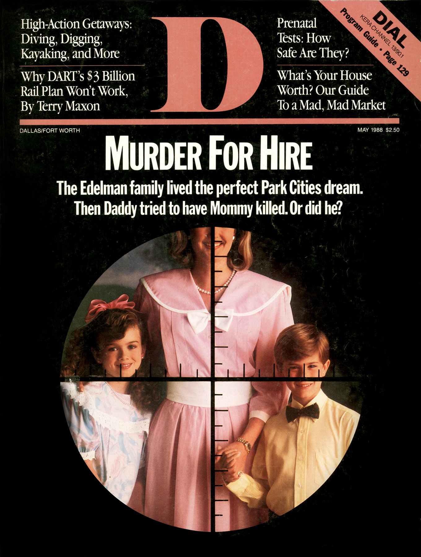 May 1988 cover