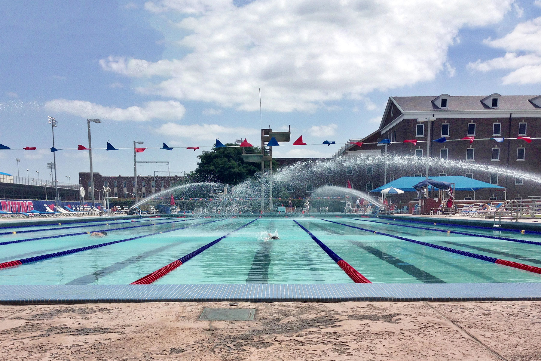 The Best Lap Swimming Pools In Dallas