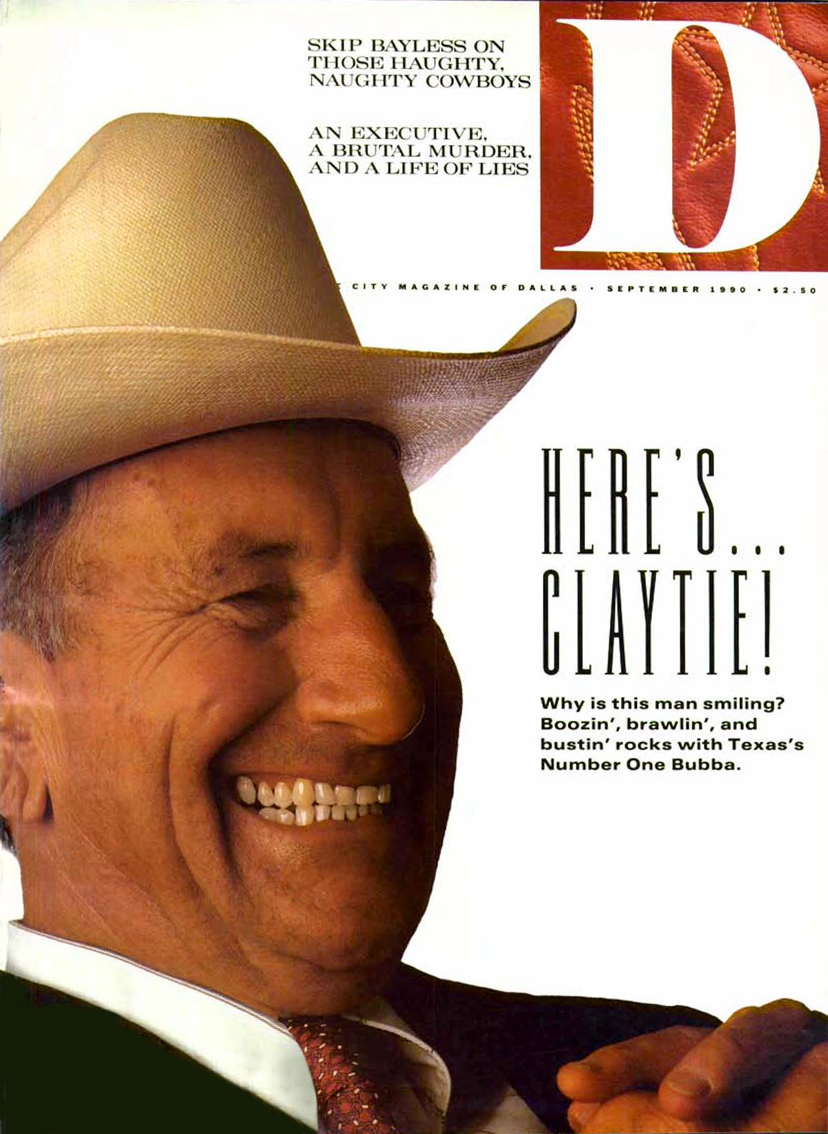 September 1990 cover