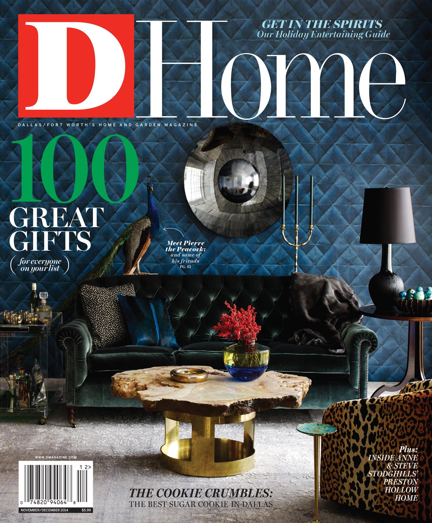 November-December 2014 cover