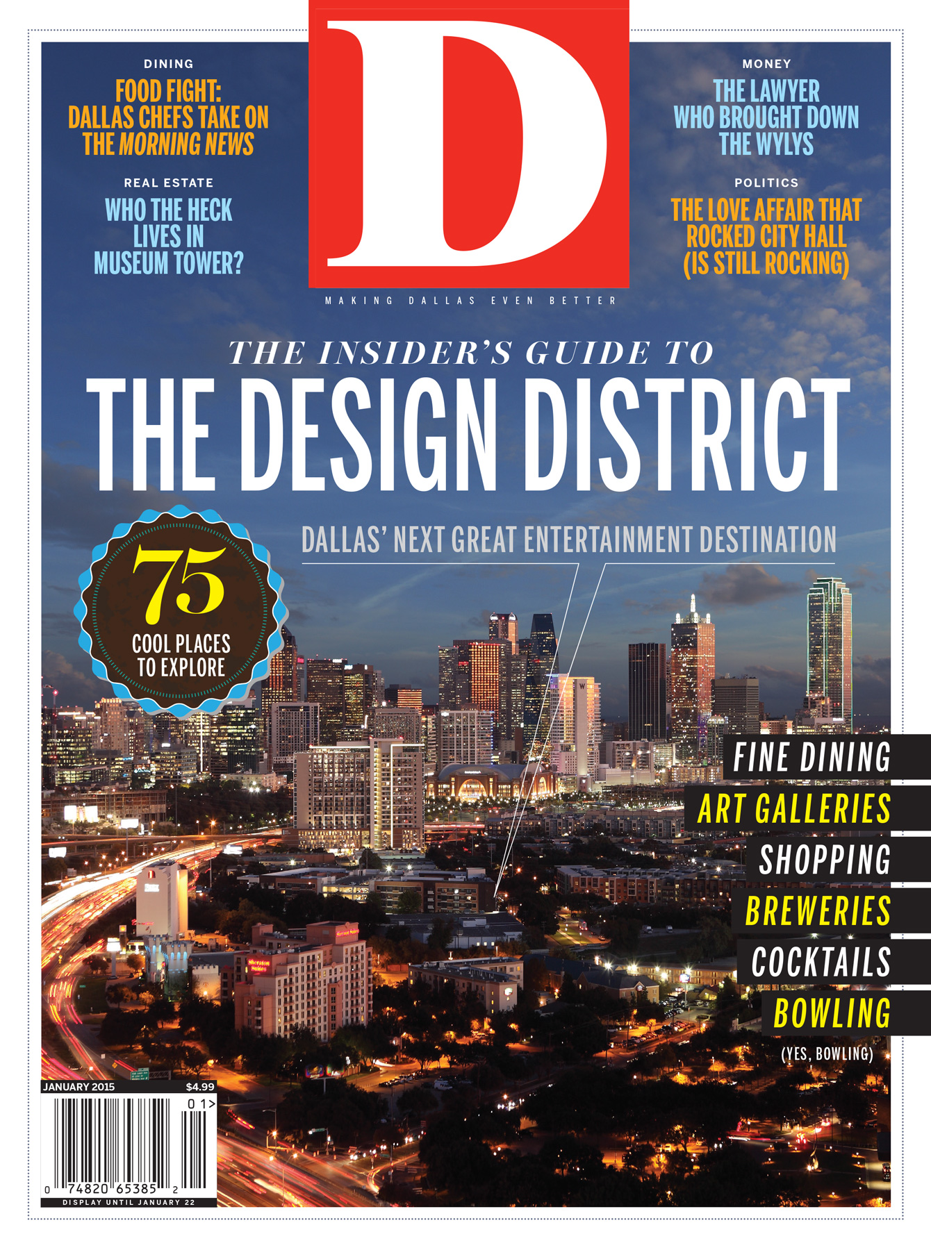 January 2015 cover