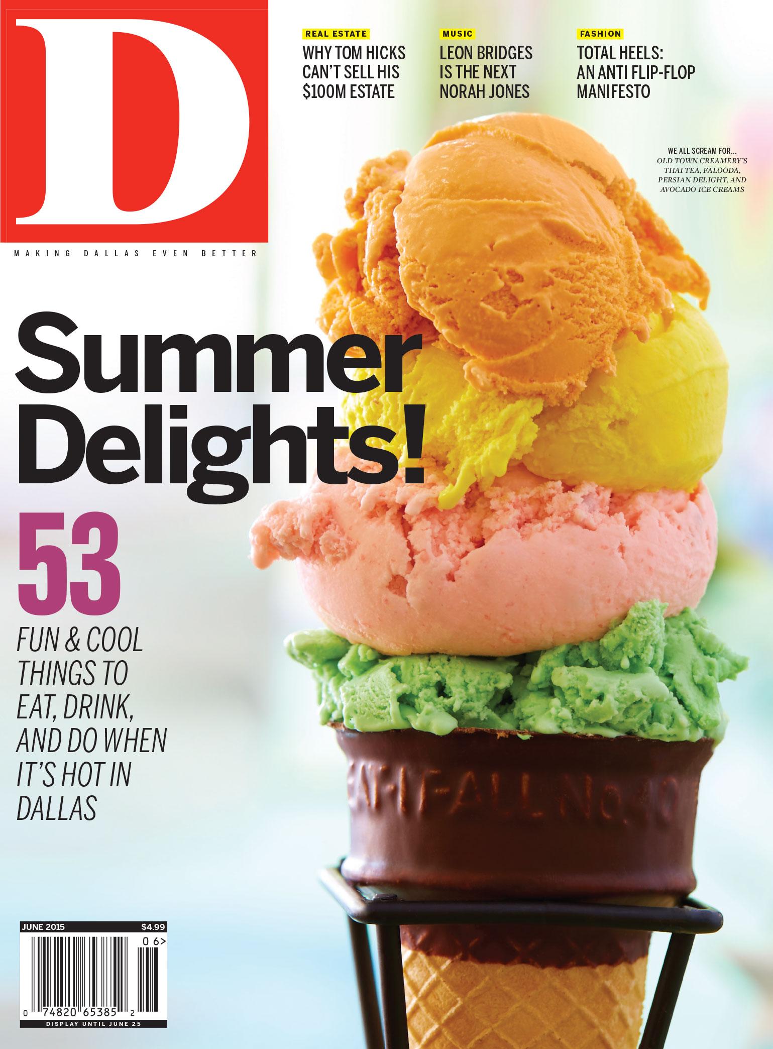 June D Magazine