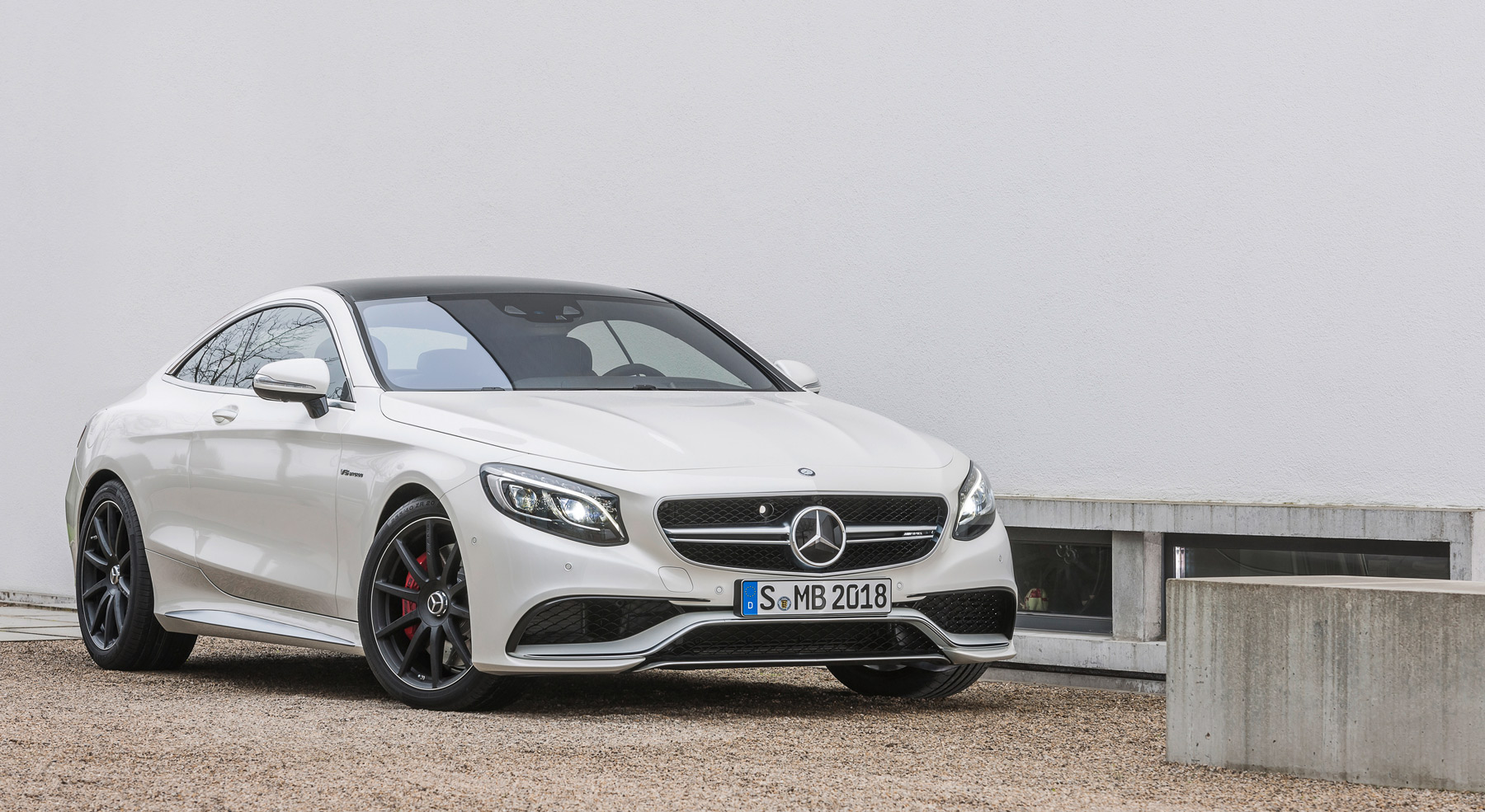 S63 Amg Coupe >> Auto Review Mercedes Benz S63 Amg 4matic Coupe D Magazine