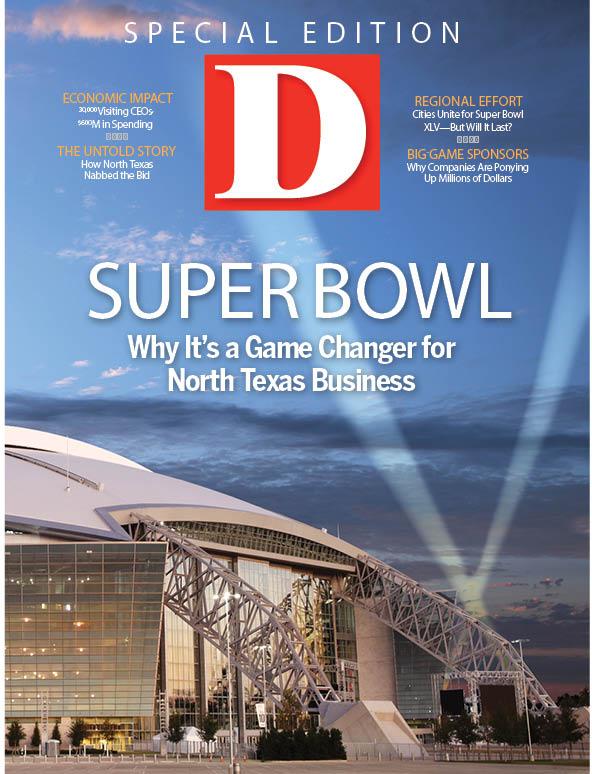 Super Bowl 2010 cover