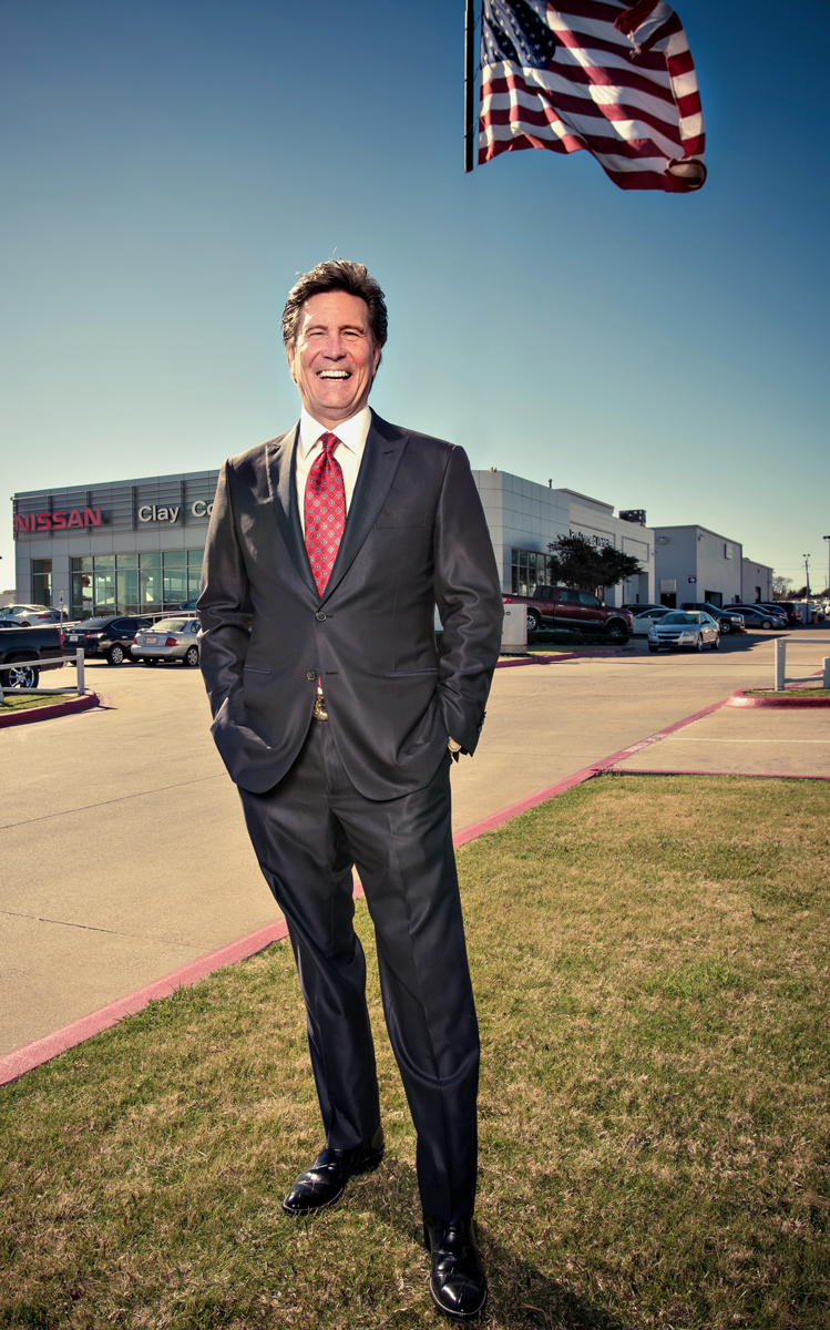 Clay Cooley Dallas >> How Clay Cooley Built An Auto Empire D Magazine