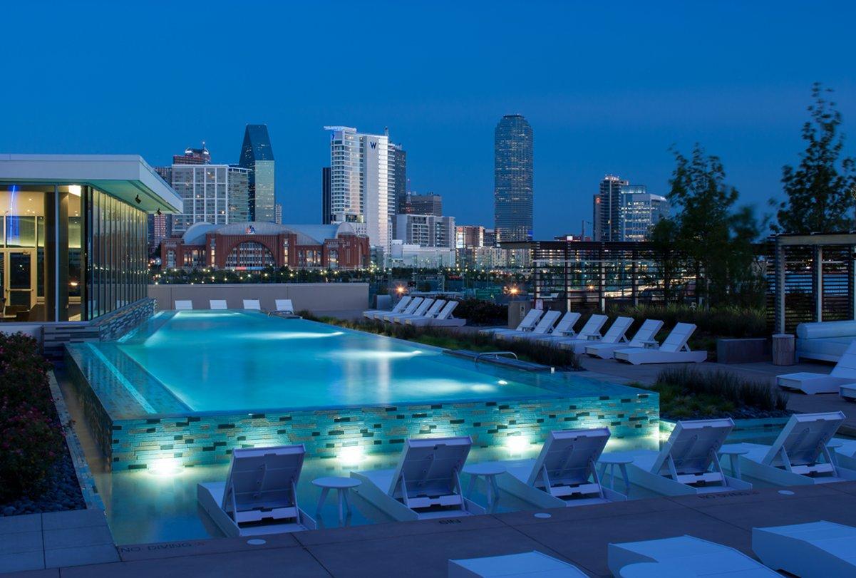 Best Dallas Apartment Swimming Pools
