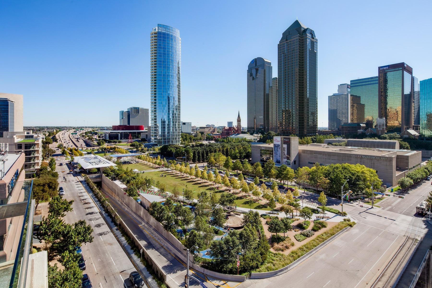 How Klyde Warren Park Has Changed Dallas Real Estate D