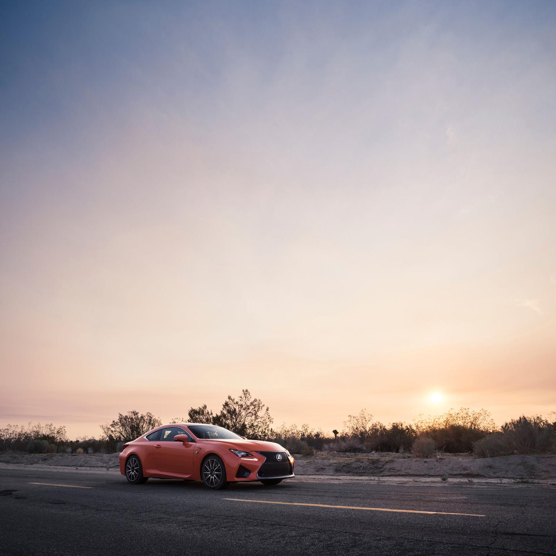 2015 Lexus Rc Suspension: Auto Review: 2015 Lexus RC F